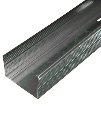 Профиль Перегородочный стоечный 50/50 (0,45 мм) 3000 мм - фото 5412