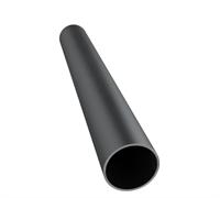 Труба электросварная прямошовная круглая 76 (3,5 мм) 2,5 м