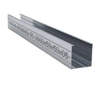Профиль КНАУФ Перегородочный стоечный 50/50 (0,6 мм) 3000 мм